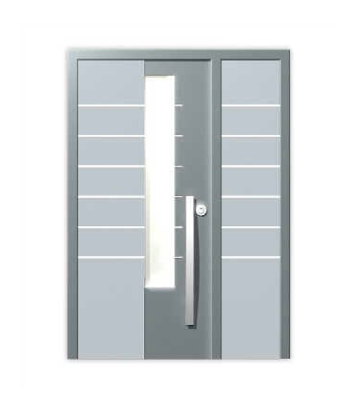 Security Entry Door Matta