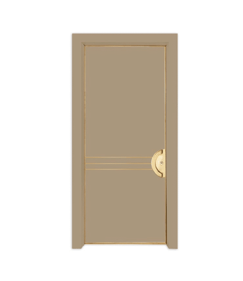 Security Entry Door Cooper