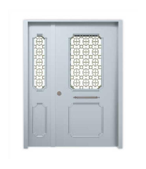 Security Entry Door Saco