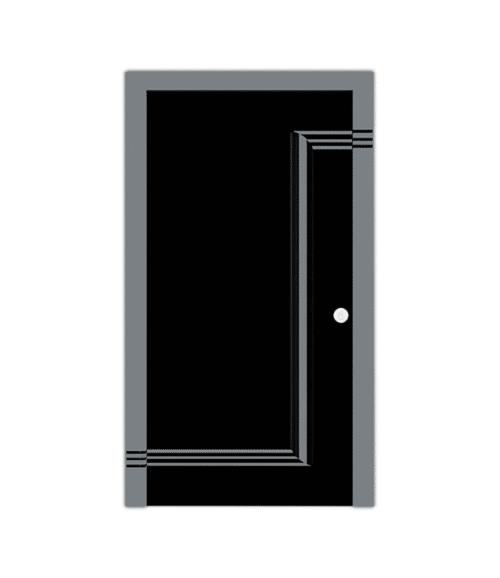 Security Entry Door Tagus