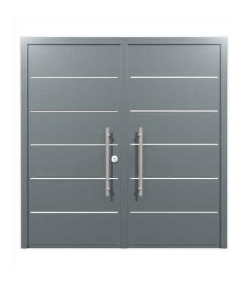 Security Door Yukon