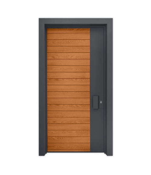 Security Entry Door Varna