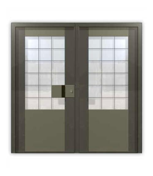 Security Entry Door Leon