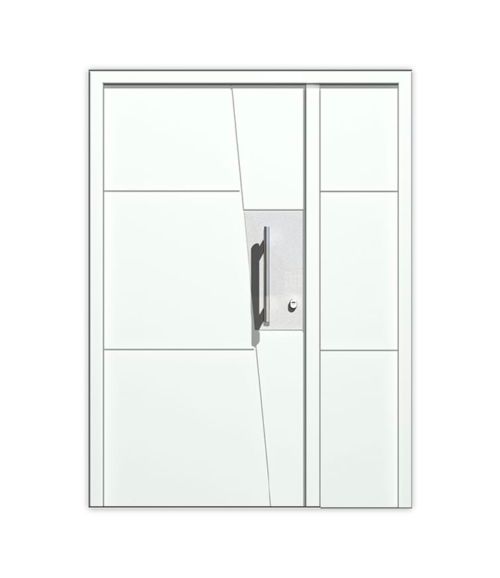 Security Entry Door Argan