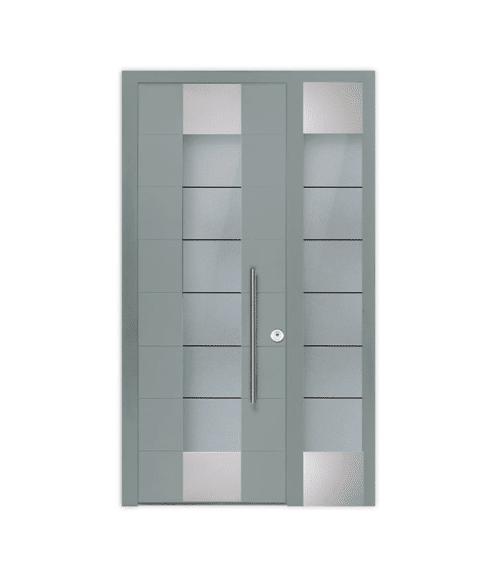 Security Entry Door Dix